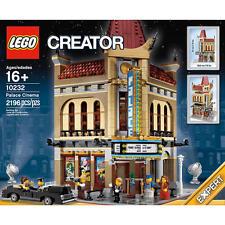 LEGO Palace Cinema Set 10232 Modular Creator Expert Movie Theater NEW