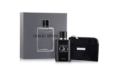 Giorgio Armani Acqua Di Gio Profumo 40ml Card Holder Gift Set