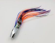 "NEW TUNA MARLIN TROLLING JET HEAD LURE  8.5""  MAHI WAHOO MAGBAY JAGGED JETS"