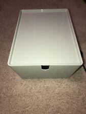 cpap machine nightstand storage case