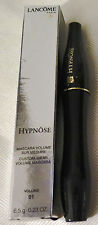 Lancome Hypnose Custom-Wear Volume Mascara Black 01 Full Size .23 Oz. NIB