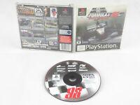 Formula 1 98 PlayStation 1 PS1 No Manual PAL