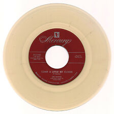 R & B 45 RAVENS COME A LITTLE BIT CLOSER ON MERCURY  STRONG VG HARD TO FIND REP