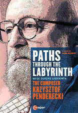 Penderecki: Paths Through the Labyrinth, New DVDs
