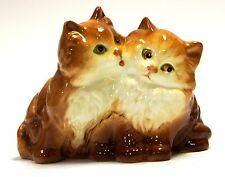 Beswick Brown Persian Kittens seated - No.1316 - Made in England