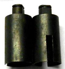 L6253 1/10 escala Taza de Salida de Diferencial Diff x2 Negro Metálico