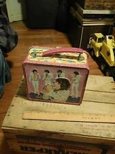 "The Osmonds ""Donny"" (1973) Aladdin Brand Metal Lunch Box ~ Retro Teen-Beat Usa"
