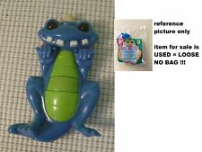 McDonald's toy Doug's First Movie # 8 MONSTER of LUCKY DUCK LAKE 1999 vtg LOOSE