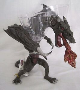 New Papo Cyber Dragon Toy Action Figure Knight Castle Medieval Handpainted Toys