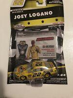Joey Lagano 1/64 NASCAR Diecast