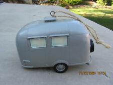 Camper Trailer Piggy Bank, Looks Like An Airstream!