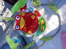 """Rainforest Jumperoo Pole Frame straight Tube Bar 21/"""" Fisher Price replacement"""