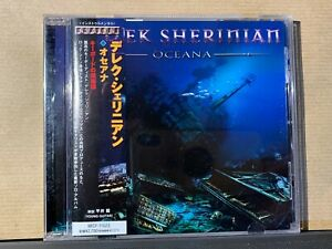 DEREK SHERINIAN (Dream Theater) OCEANA Japanese edition  wt obi, 2011, rock CD