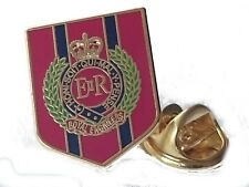 Royal Engineers Lapel Regimental Military Badge Shield