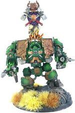 Warhammer 40k Forgeworld Salamanders Venerable Dreadnought Bray'arth Ashmantle