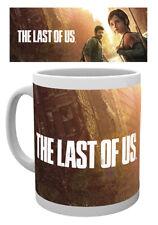 The Last of Us Key Art 10oz Ceramic Mug Sony Gaming Cups Coffee Tea