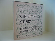 A Christmas Story - Katherine Anne Porter, First Edition, Dust Jacket, 1967