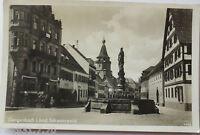 Gengenbach im Schwarzwald, Fotokarte ca. 1935 (9131)