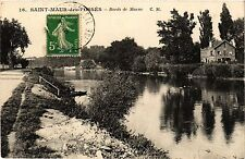 CPA Saint-Maur-des-Fosses - Bords de Marne (390314)