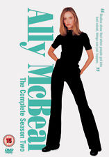ALLY MCBEAL COMPLETE SERIES 2 - DVD - REGION 2 UK