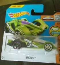 DIECAST HOT WHEELS MODEL CAR HW DIGITAL CIRCUIT EPIC FAST