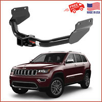 CURT 2017-2021 Jeep Grand Cherokee Class 3 Trailer Hitch, 2-in Receiver 6000 lbs