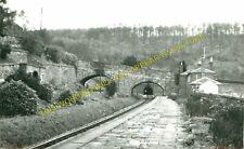 Dinmore Railway Station Photo. Moreton-on-Lugg - Ford Bridge. Hereford Line. (2)