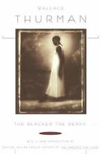 The Blacker the Berry.... by Wallace Thurman (1996, Paperback)