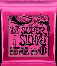 Cordes Ernie Ball Super slinky 9-42- 2223