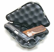 MTM Pocket Pistol Case 802C-40 Small Pistol Revolver Handgun Hard Storage Box