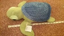 NWT-SeaWorld Plush Turtle Stuffed Animal New With Tags