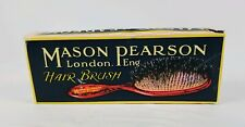 Mason Pearson Handy Mixed Bristle Brush w/Cleaner BN3 FREE SHIPPING