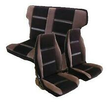 S10 Blazer S15 Jimmy Vinyl Seat Upholstery for Front Buckets and Rear 1982-1993