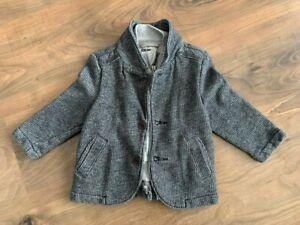 12 Months Model Baby Boys Sport Coat w/ Liner Blazer Jacket