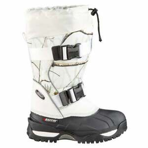 Baffin Impact Mens  Boots   Mid Calf  - White