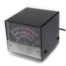 Brand NEW External S Meter SWR Power Meter For Yaesu FT-857 FT-897 Hot