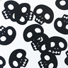 Halloween Skull Black Party Decor Craft DIY Confetti