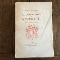 Camille Mallarmé la légende dorée de MIE-SEULETTE Crès 1923