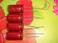 4 PIECES MADE IN JAPAN ELNA CERAFINE 470uF 16V FOR AUDIO ELECTROLYTIC CAPACITOR