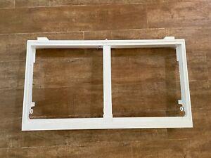 Whirlpool Drawer Frame Humidity control slide WPW10331183 GI7FVCXWY02 W10141530