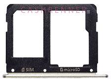 SD SIM Support G cartes mémoire traîneau Card Tray Holder Samsung Galaxy a9 Pro