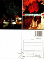 Vintage Postcard Waitomo Caves New Zealand Glow Worm Caves Unposted 1z