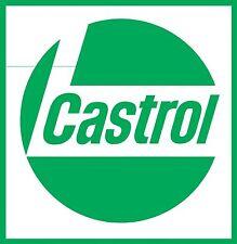 Castrol Sticker 200 x 205 Quality Avery Material