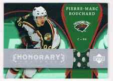 2007-08 TRILOGY HONORARY SWATCHES PIERRE-MARC BOUCHARD JERSEY 1 COLOR CS