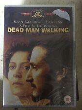 Sean Penn Susan Sarandon DEAD MAN WALKING ~ 1995 Death Row Prison Drama UK DVD