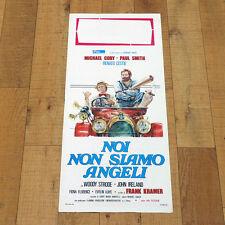 NOI NON SIAMO ANGELI locandina poster affiche Paul Smith Coby Michael AP1