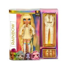 Rainbow High Sunny Madison - Yellow Fashion Doll with 2 Outfits - New for 2020!