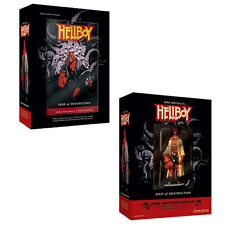 Hellboy Seed Of Destruction Book And Figure Set