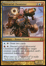 1x Mercurial Chemister Return to Ravnica MtG Magic Gold Rare 1 x1 Card Cards