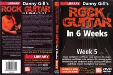 Lick Library Rock Guitar In 6 Weeks - Week 5 - NEW DVD